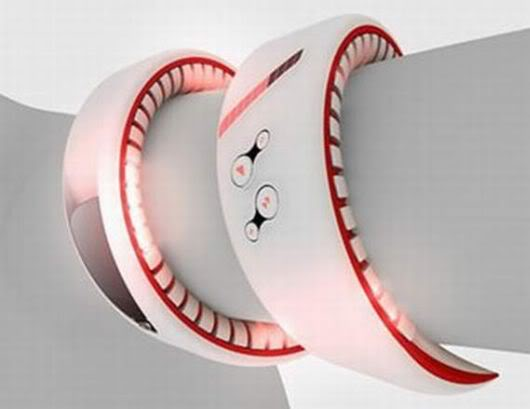 Future Fashion Wrist Mobiles Technology