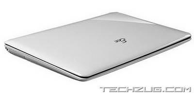 Asus SeaShell Eee PC 1008HA 10-inch Netbook