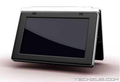 Tech Touch Book Truly Hybrid Netbooks