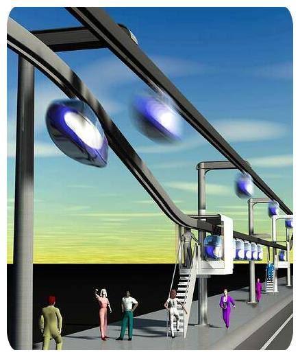 SkyTran - The Individual Maglev System