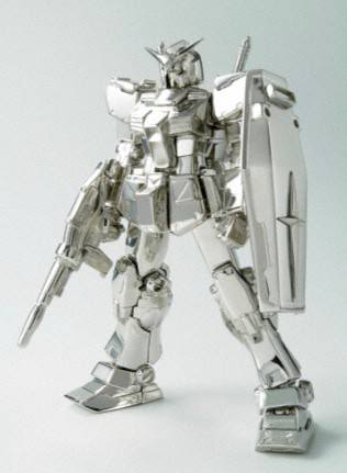 US$ 250,000 for An Action Figure