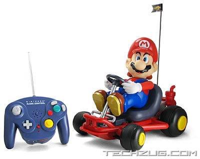 Mario Motor Racer Toys