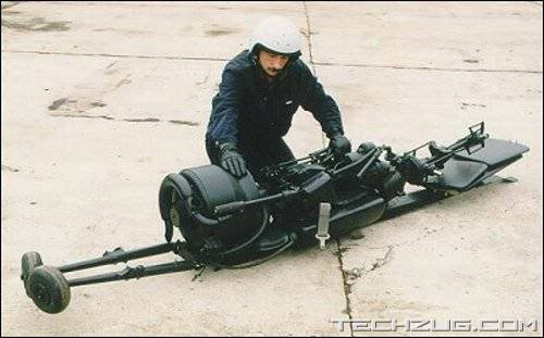 Amazing Ka-56 Portable Helicopter